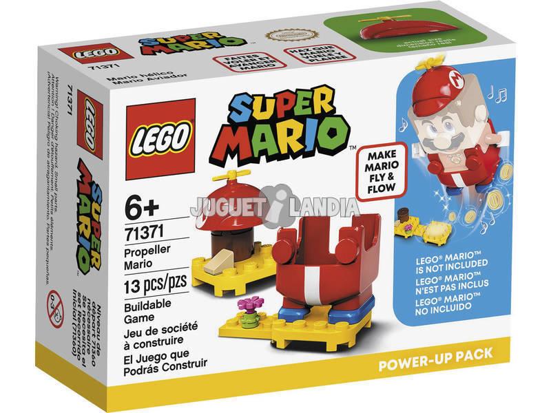 Lego Super Mario Pack Potenciador: Mario Helicóptero 71371