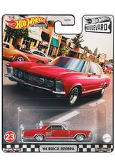 Hot Wheels Veicoli Boulevard Mattel GJT68