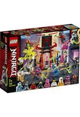 Lego Ninjago Mercato di Giocatori 71708