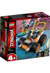 Lego Ninjago Voiture de Sport Sismique de Cole 71706