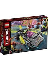 Lego Ninjago Getuntes Ninja Auto 71710