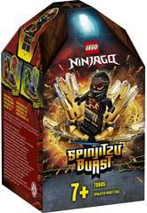 Lego Ninjago Spinjitzu Explosivo Cole 70685