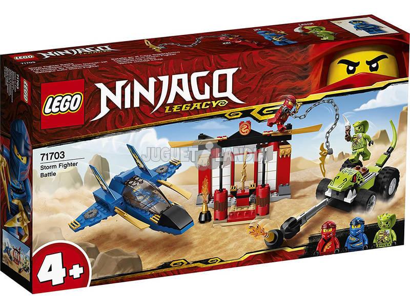 Lego Ninjago Batalla en el Caza Supersónico 71703