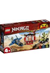 Lego Ninjago Batalha no Caça Supersónico 71703