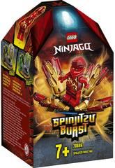 Lego Ninjago Spinjitzu Explosivo Kai 70686