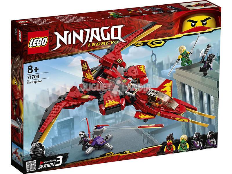 Lego Ninjago Caza de Kai 71704
