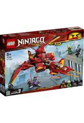 Lego Ninjago Caça de Kai 71704