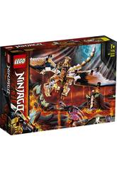 Lego Ninjago Dragón de Batalla de Wu 71718