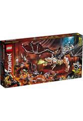 Lego Ninjago Drago del Mago Scheletro 71721