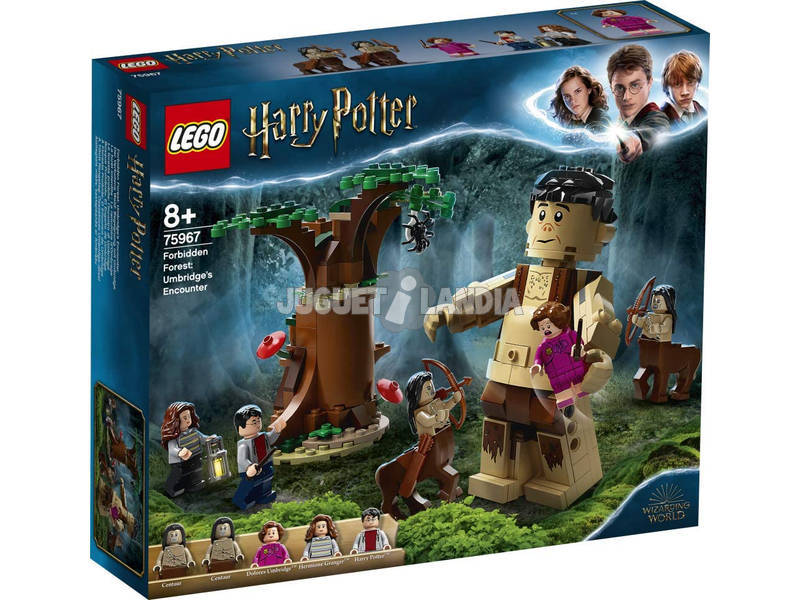 Lego Harry Potter Bosque Prohibido: El Engaño de Umbridge 75967