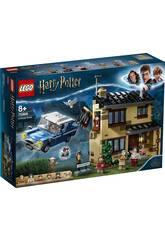 Lego Harry Potter Numero 4 di Privet Drive 75968