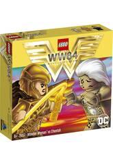 Lego Super Heroes Wonder Woman vs Cheetah 76157
