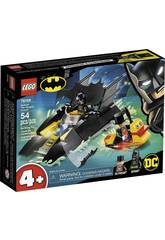 Lego Batman Caccia al Pinguino nella Batbarca! 76158
