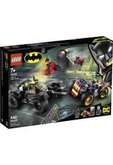 Lego Batman Pérsecution de la Trimoto du Joker 76159