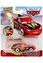 Cars Veículos Rocket Racing XRS Mattel GKB87
