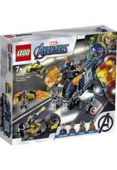 Lego Super Heroes Vengadores Derribo del Camión 76143