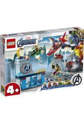 Lego Marvel Avengers Colère de Loki 76152