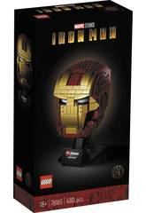 Lego Super Heroes Marvel Casco di Iron Man 76165