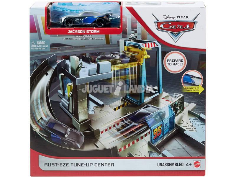 Cars Centro de Reparación Rust-Eze Mattel GJW43