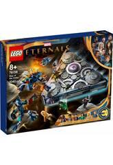 Lego Marvel Eternals Ascenso de Domo 76156