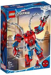 Lego Marvel Spiderman Armatura Robotica di Spiderman 76146