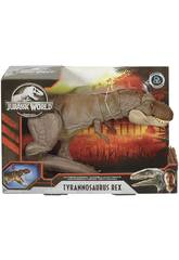 Jurassic World T-Rex Supermandíbulas Mattel GLC12