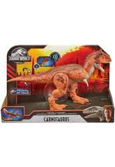 Jurassic World Carnotaurus Attaque Totale Mattel GJT59