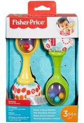 Fisher Price Maracas Plaisir et Musique Mattel BLT33