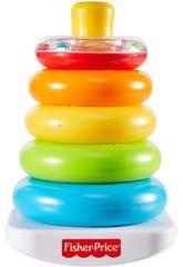 Fisher Price Pirámide Balanceante Mattel GKD51