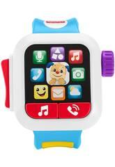 Fisher Price Smartwatch Hora de Aprender Mattel GMM40