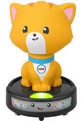 Fisher Price Petit Chat et Aspirateur Mattel GMX70