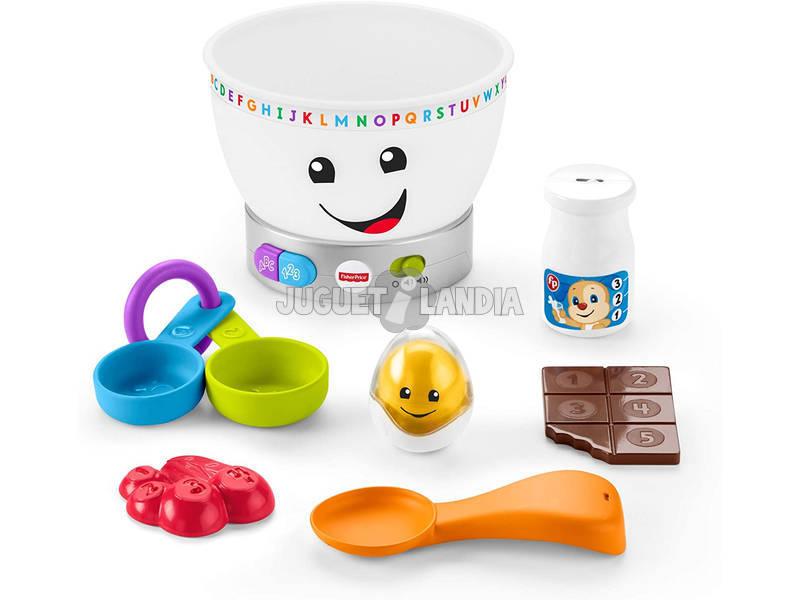 Fisher Price Bol Ingredientes y Colores Mágicos Mattel GMX46