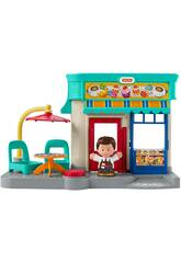 Fisher Price Little People Panadería Mattel GNC60