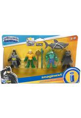 Imaginext Pack Super héros et Méchants Mattel FWJ94