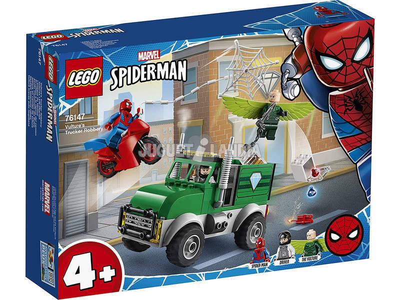 Lego Super Heroes Asalto Camionero del Buitre 76147