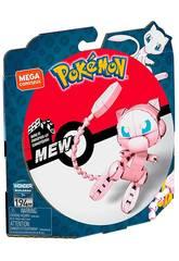 Pokémon Mega Construx Mew Mattel GKY97