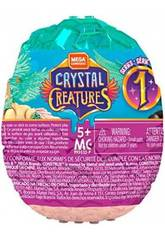 Breakout Beasts Oeufs Crystal Creatures Mattel GLK07