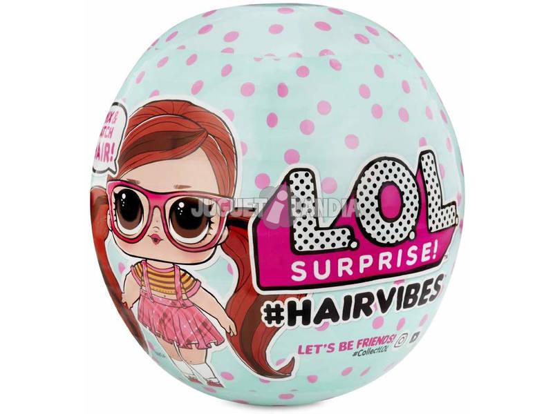 LOL Surprise Série 7 Hairvibes Giochi Preziosi LLUB8000