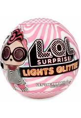 Lol Surprise Serie 7 Lights Glitter Giochi LLUB4000