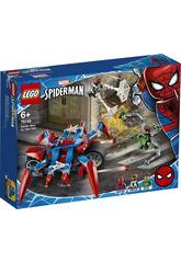 Lego Super-heróis Spiderman Vs. Doc Ock 76148