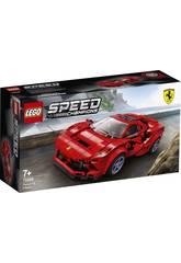 Lego Speed Champions Ferrari F8 Hommage 76895