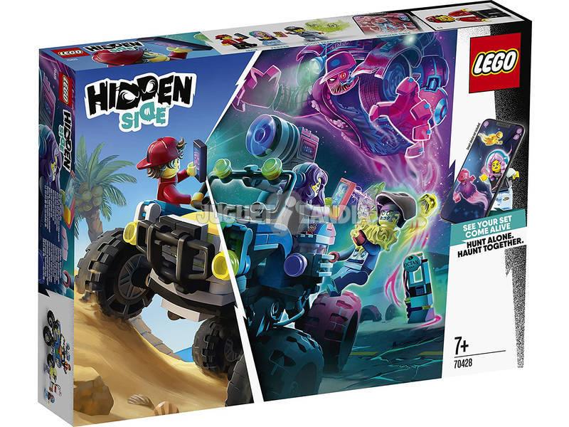 Lego Hidden Buggy Playero de Jack 70428