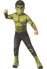 Déguisement Enfant Hulk Endgame Classic Taille M Rubies 700648-M