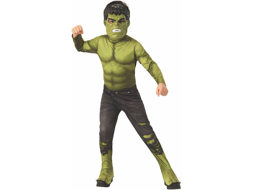 Déguisement Enfant Hulk Endgame Classic Taille L Rubies 700648-L