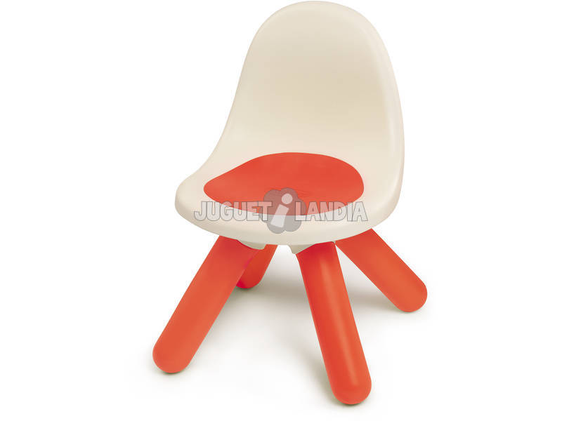 Chaise pour Enfants Rouge Smoby 880103