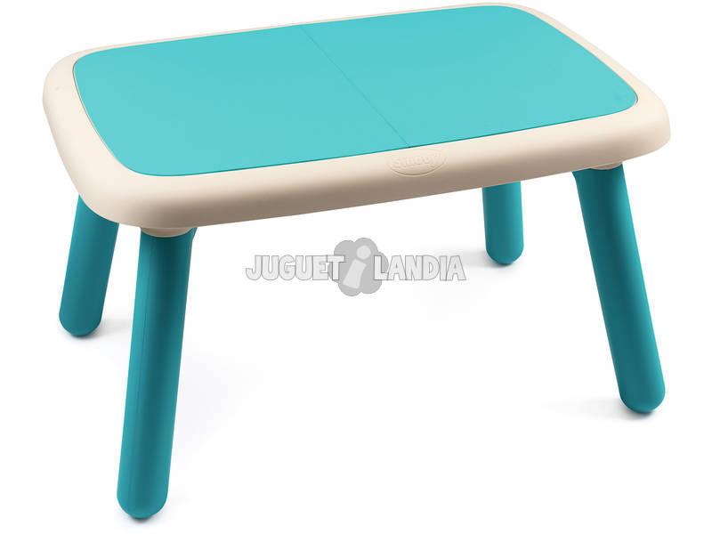 Table Pour Enfants Bleue Smoby 880402