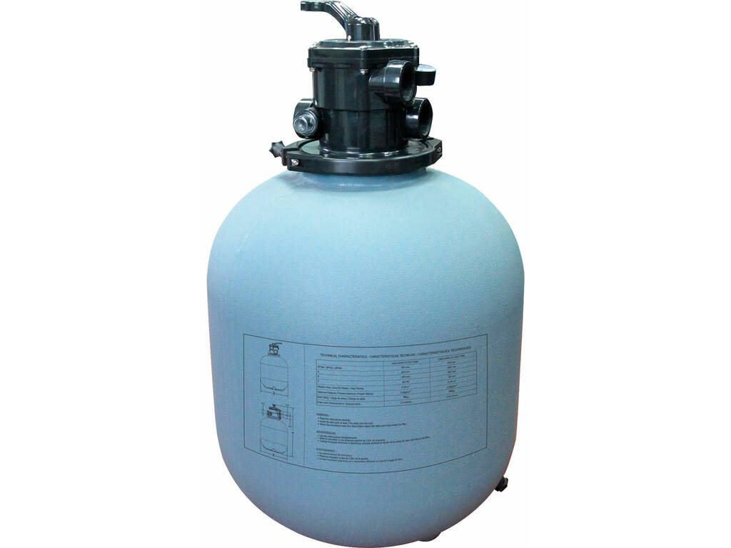 Épurateur de Filtre à Sable 6.000 L/H Gre FIS400