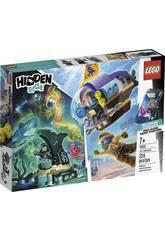 Lego Hidden Submarino de J. B. 70433