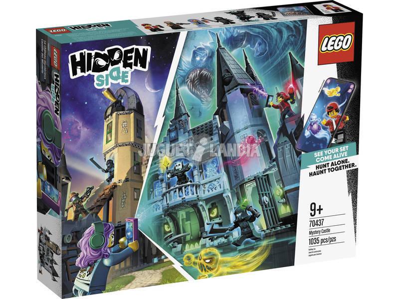 Lego Hidden Castillo del Misterio 70437