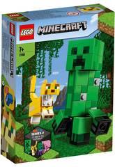 Lego Minecraft Big Fit Creeper e Ocelote 21156